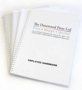 Wirobound Booklets